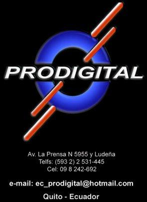 PRODUCCIONES DIGITALES: