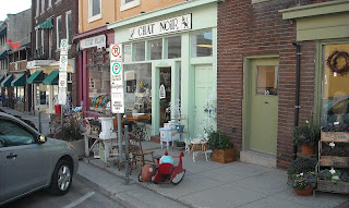 chat noir storefront photo guelph canada antiques antique store wilson street