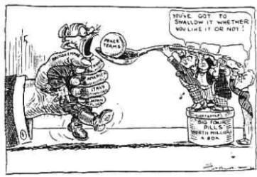 Treaty of Versailles essay --> Help?