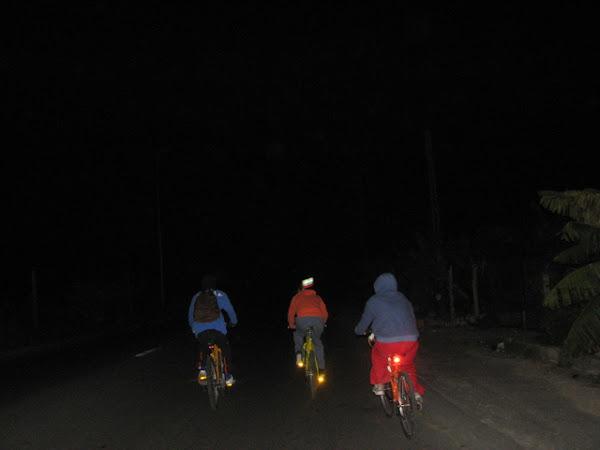 Biking from Tyre to Hamra