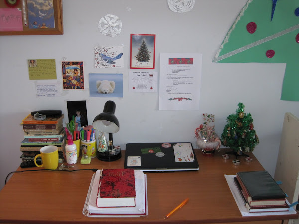 My Chrismafied Room!