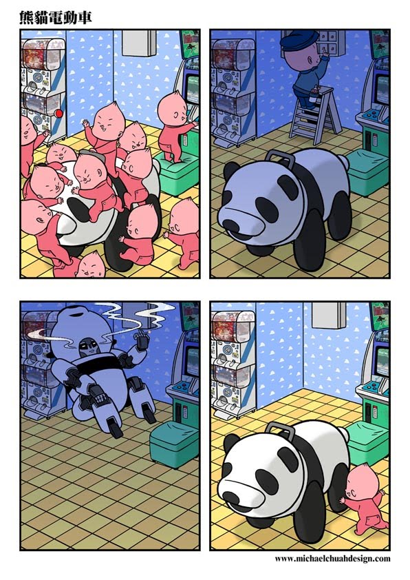 PandaComic+Final Figure 4: As same sex marriage becomes a possibility, many gay and lesbian ...