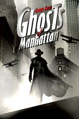 Ghosts of Manhattan by George Mann