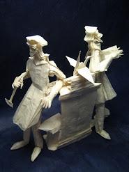 Origami - a arte em papel