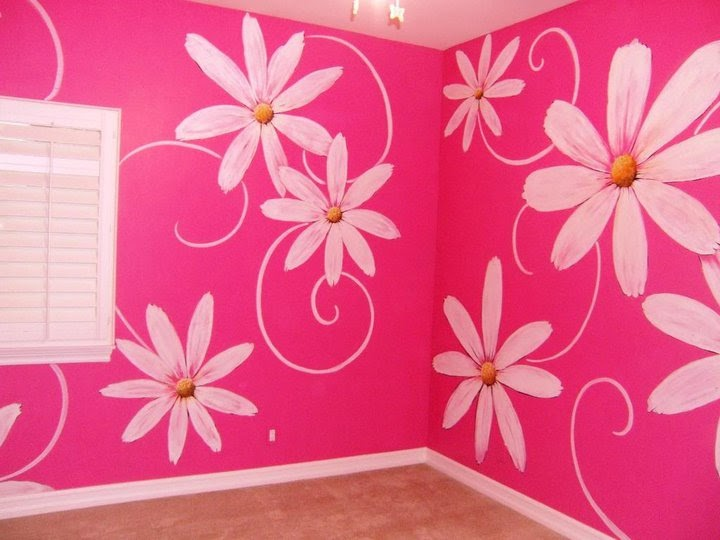 Forever Moore Design Little Girls Room