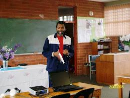 Prof. Lwazi Lushaba -  University of Fort Hare
