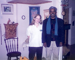 RAVI AND LILLEMOR -  FEB,  1996