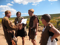 Preparing the scenario -Clanwilliam