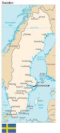 SWEDEN- OSKARSHAMN AND SODERHAMN- EAST COAST