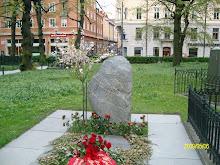 Oloff Palme grave -= Stockholm