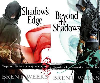 L'ange de la nuit (série) - Brent Weeks Shadows