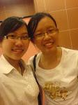 Hui le and me