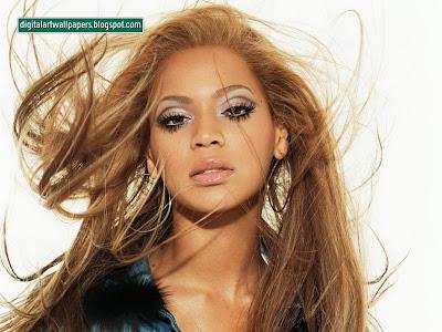 Beyonce - Free Computer Wallpaper