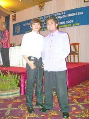 Aprian & Saut P. Manullang
