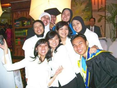 Graduates & organizers