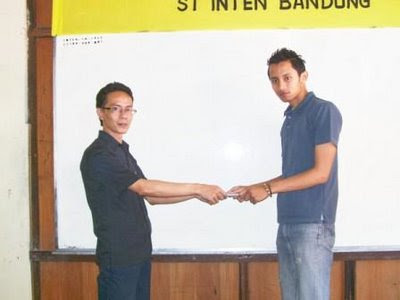 Final Certificate Giving