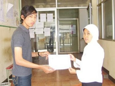Dinar & Siti Sa'adah