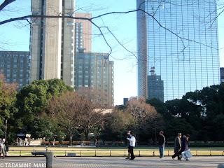 Hibiya Park, Tokyo sightseeing