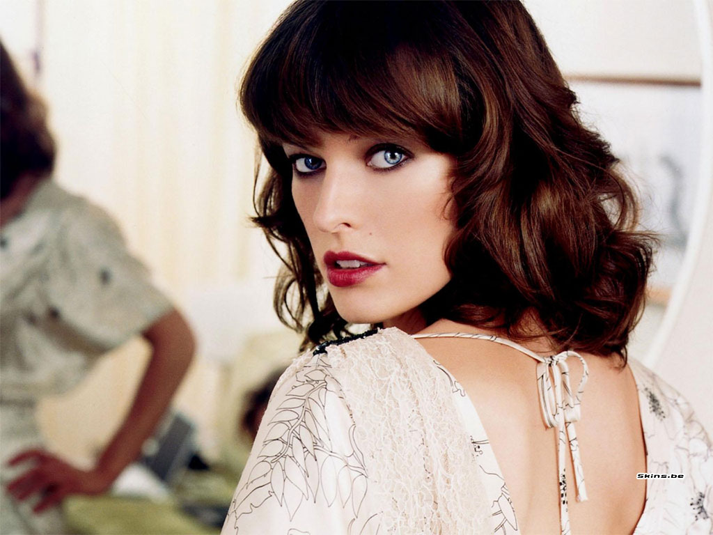 Milla Jovovich look s to further cement her claim to the 'Queen B' throne by ...