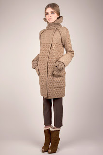 Pringle of Scotland Coat - Pre-Fall 2011