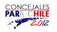 Concejales para Chile