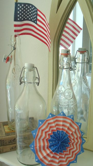 Starshine chic more 4th of july decor for Decoration thesaurus