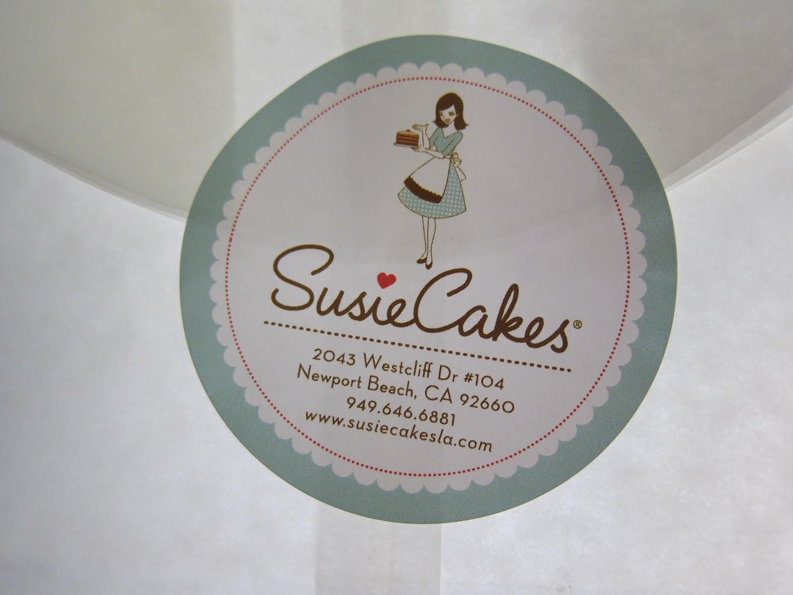 susie cakes  cupcakes