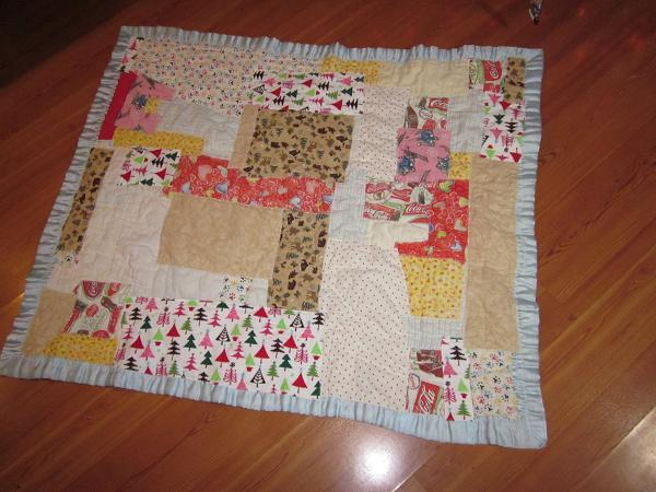 Quilt Patterns For Kindergarten : Dilly-Dally Days: Post Holiday Reality