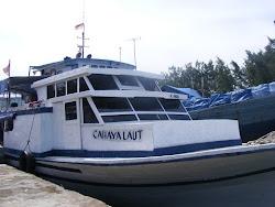 Kapal Ferry Ke Pulau Tidung