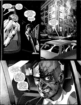 Reprinted from The Underground #1 by Chris Yost and Pablo Raimondi
