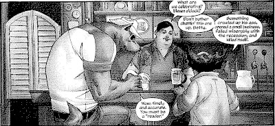 Reprinted from Bad Dog #2 by Joe Kelley and Diego Greco