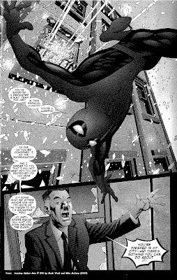 Reprinted from Amazing Spider-Man #592 by Mark Waid and Mike McKone (2009)