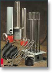 electric tubular elements by Watlow