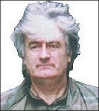 Radovan Karadzic - Wanted War Criminal