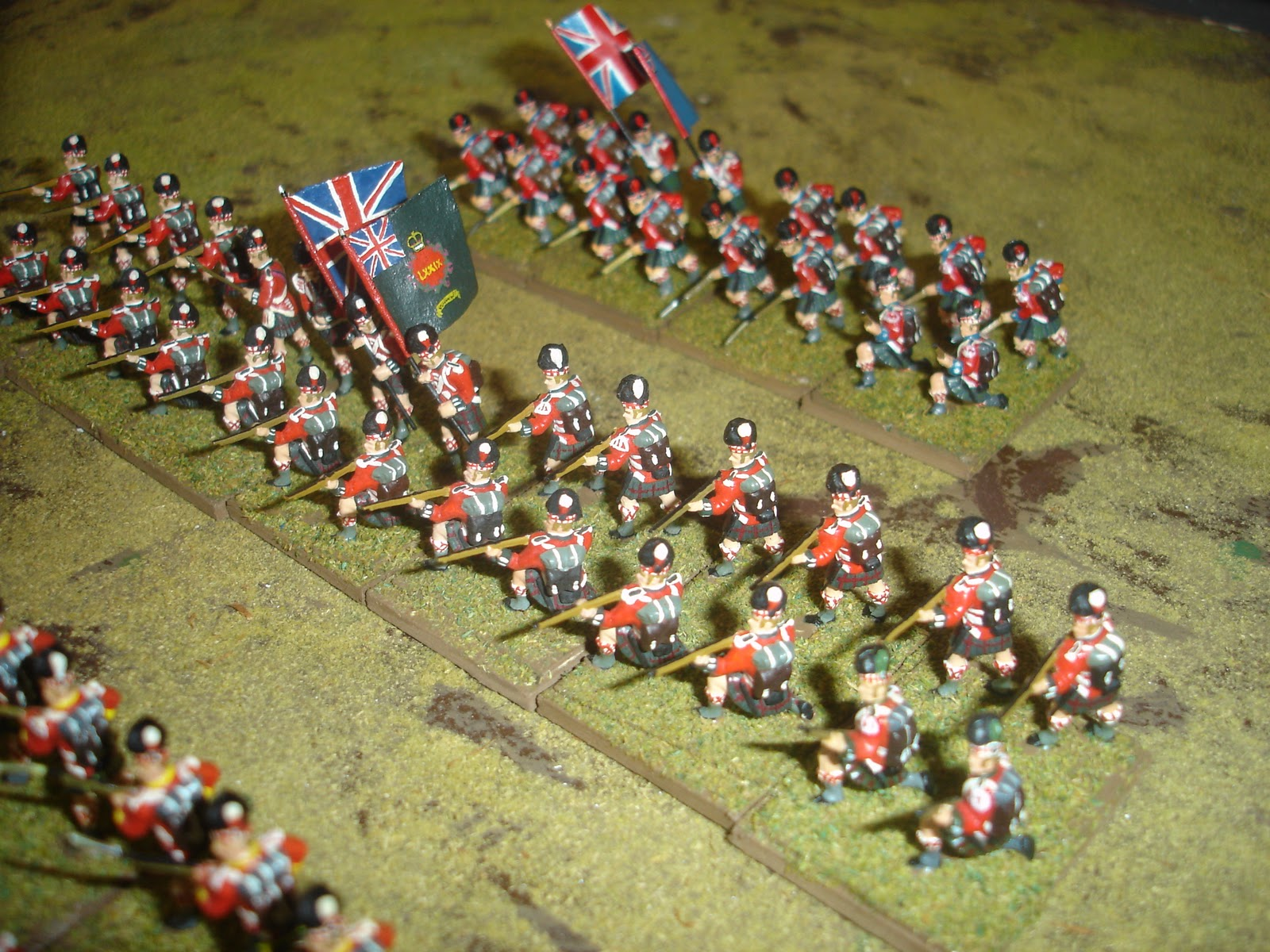 Napoleonic Wargaming Rules Quarrie's Napoleonic Rules