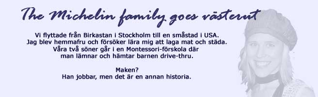 The M Family goes västerut