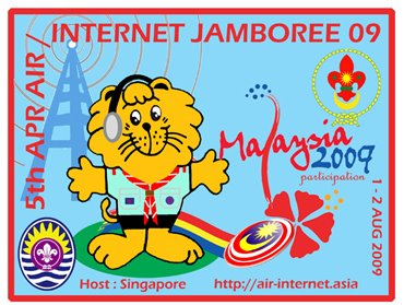 5th APR Air / Internet Jamboree 2009