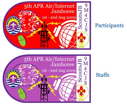 5th APR Air/Internet Jamboree 2009