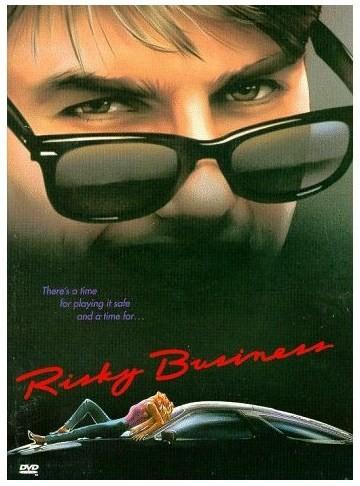 movie geek 1983 risky business