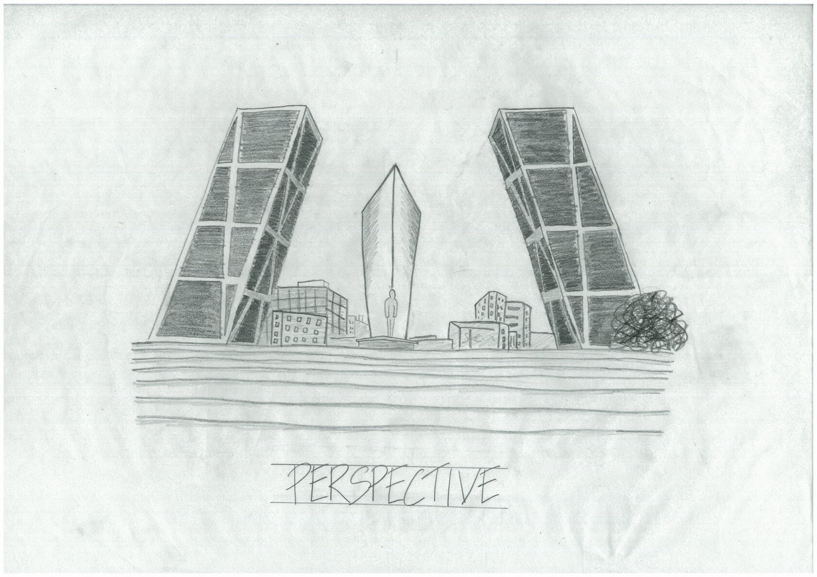 Plan Elevation Perspective : Architecture sj a introduction to site plan
