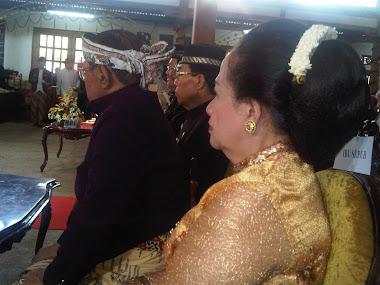 Pangeran Jatikusumah dan Permaisurinya