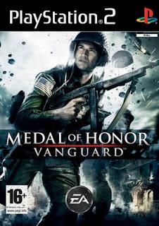 medal+v Ps2   Medal of Honor  Vanguard