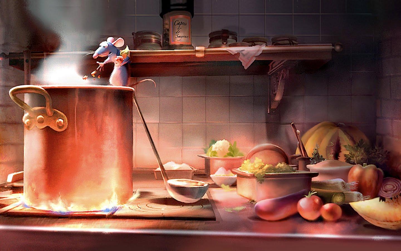 Смотреть бесплатно мультики про кухни 10 фотография