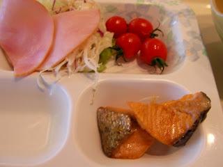 かんぽの宿紀伊田辺の食事