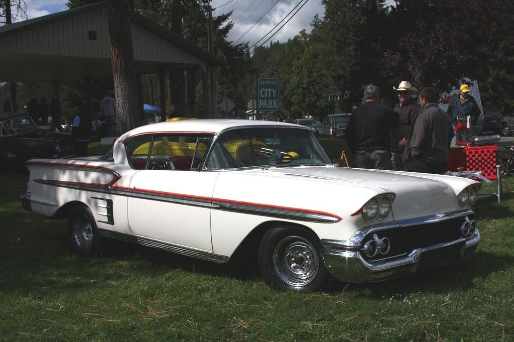 Bob Car Show Newport Wa