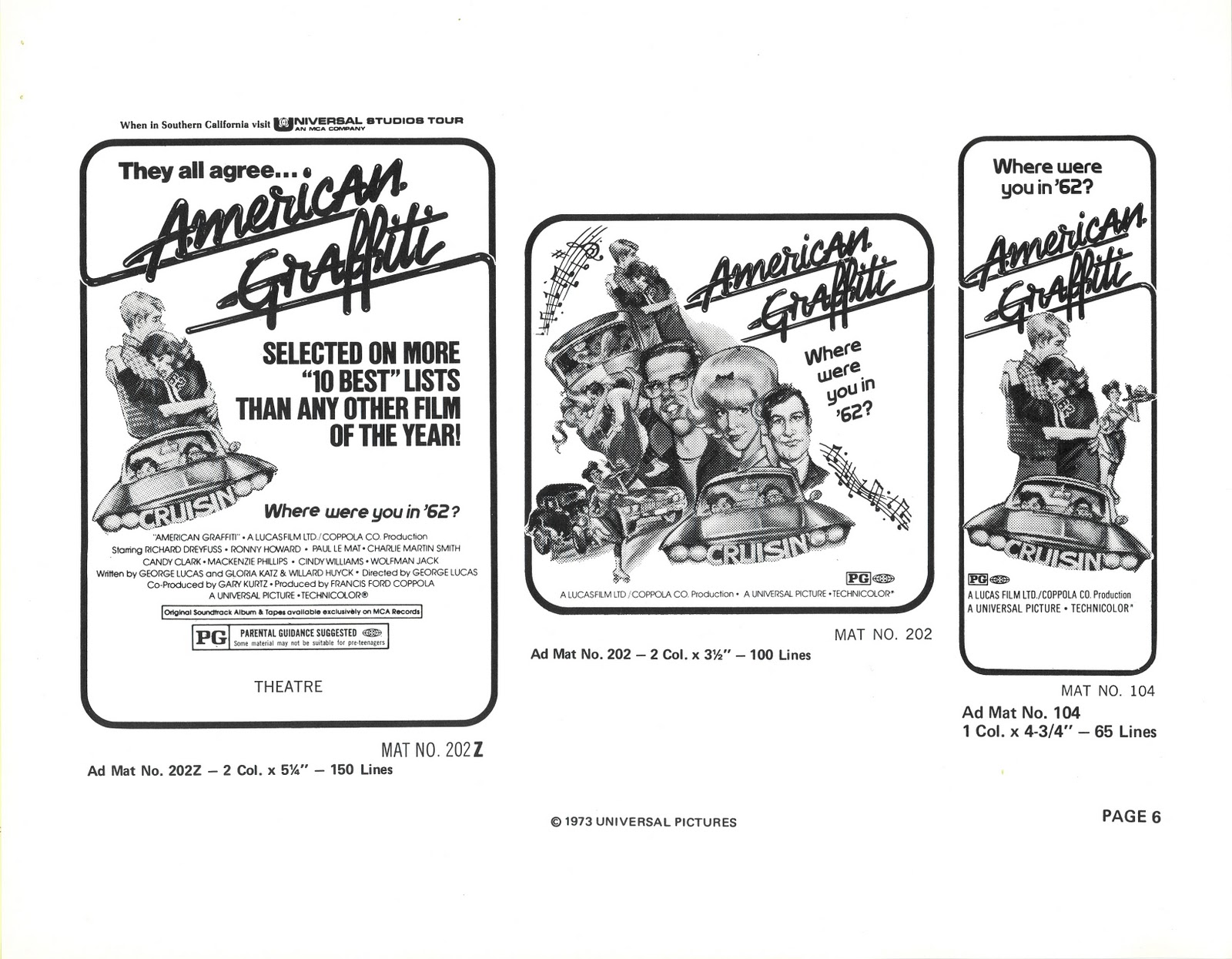 American Graffiti Press Book 2