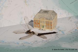 Vliegramp voor Het Mauritshuis (Antarctica)