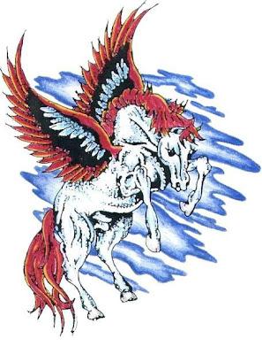 Desenho-cavalo-alado-colorido