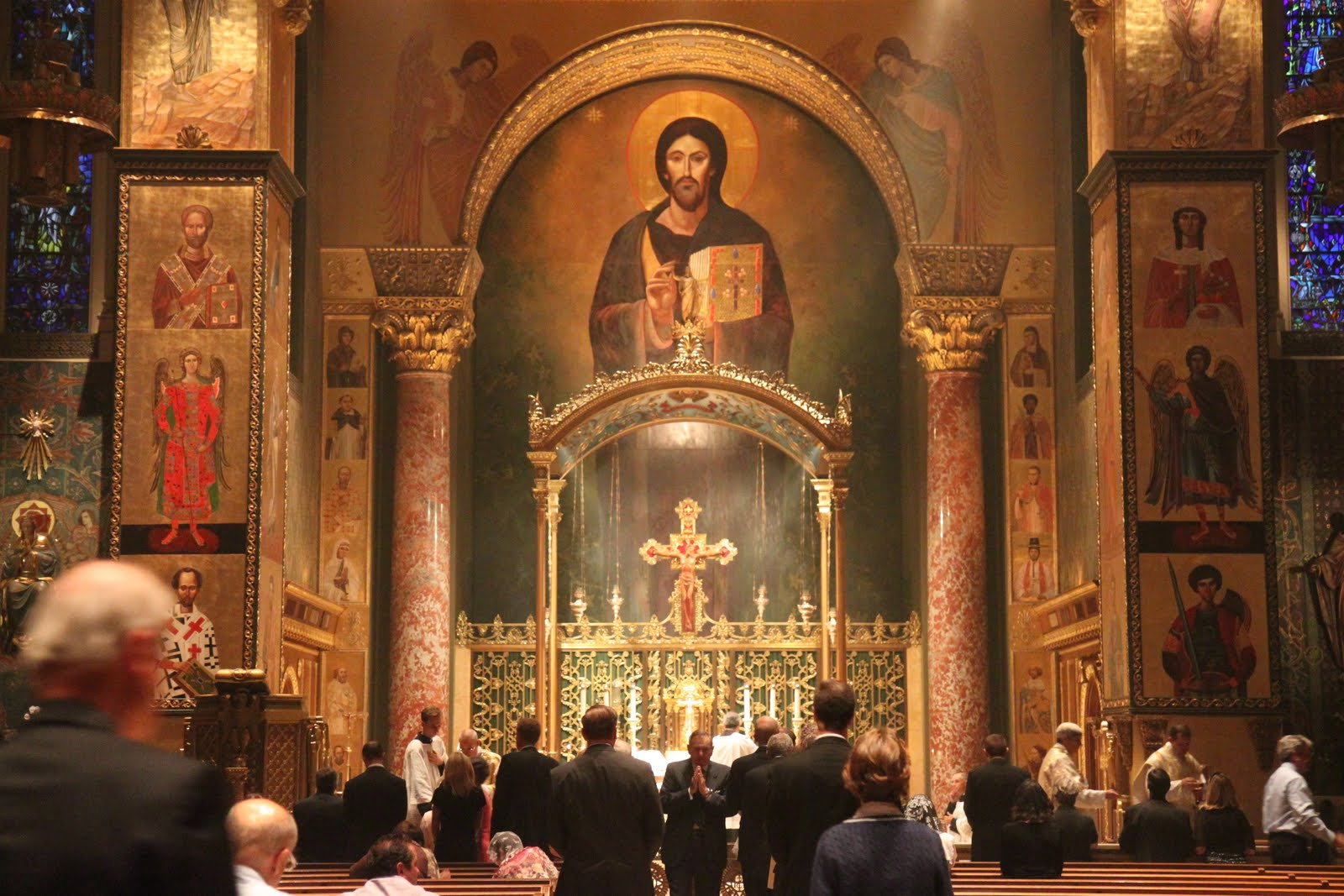 a reflection on my experience with growing up in an orthodox church Here is some information that may help you feel more at home in orthodox worship--twelve things i wish i'd known before my first visit to an orthodox church 1 what's all this commotion.