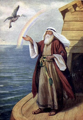 noé, estudo biblico sobre noé, estudos do antigo testamento